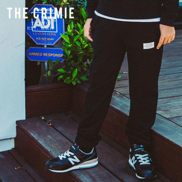 CRIMIE(クライミー) KIDS SWEAT PANTS 【2019AUTUMN&WINTER先行予約】 【キャンセル不可】【CR03-01K5-PL02】【スウェットパンツ