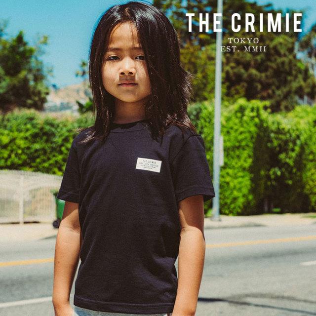 CRIMIE(クライミー) KIDS BOX LOGO T SHIRT 【2019AUTUMN&WINTER先行予約】 【キャンセル不可】【CR03-01K5-TS01】【Tシャツ】【K