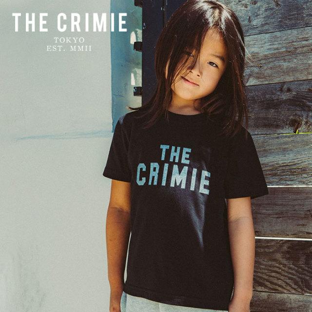 CRIMIE(クライミー) KIDS LOGO POCKET T SHIRT 【2019AUTUMN&WINTER先行予約】 【キャンセル不可】【CR03-01K5-TS02】【Tシャツ】