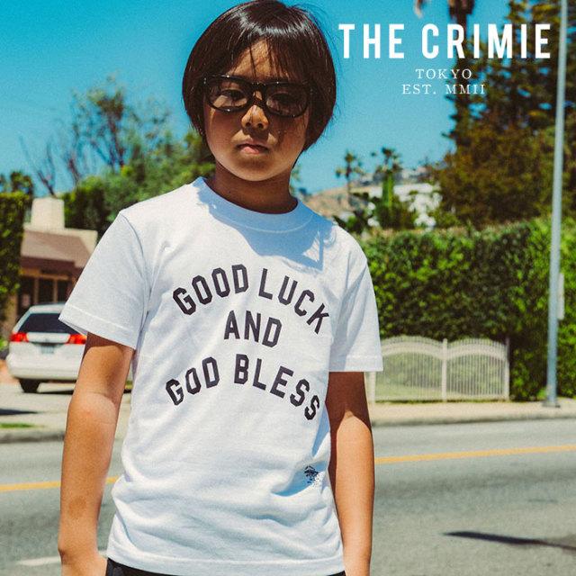 CRIMIE(クライミー) KIDS GLGB T SHIRT 【2019AUTUMN&WINTER先行予約】 【キャンセル不可】【CR03-01K5-TS03】【Tシャツ】【KIDS
