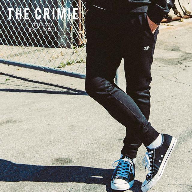 CRIMIE(クライミー) SWEAT PANTS 【2019AUTUMN&WINTER先行予約】 【キャンセル不可】【CR01-01K5-PL08】【スウェットパンツ】