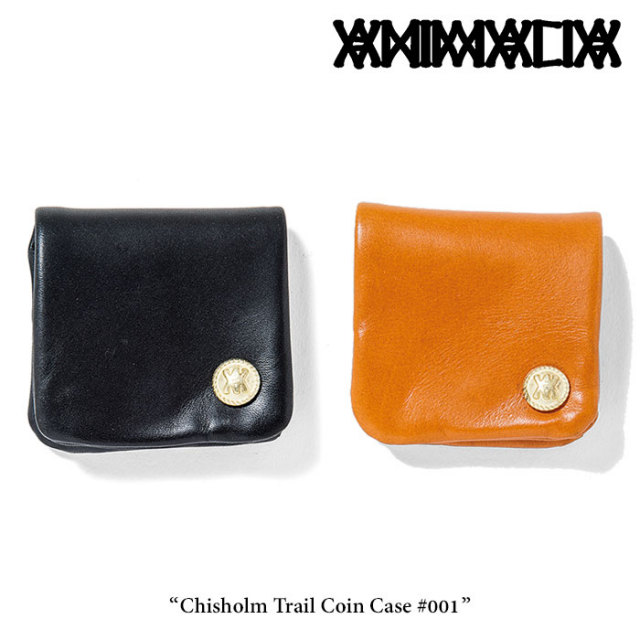 ANIMALIA(アニマリア) Chisholm Trail Coin Case #001 【即発送可能】 【THE CHERRY COKE$】 【AN16A-AC04】