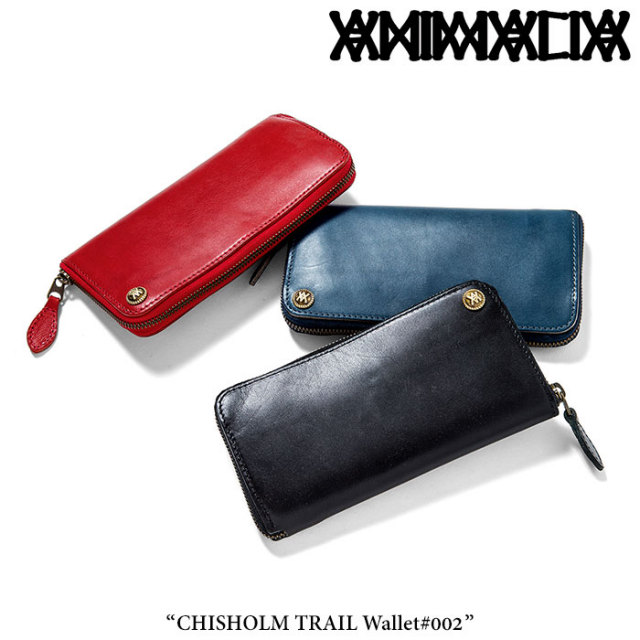 ANIMALIA(アニマリア) CHISHOLM TRAIL Wallet#002 【2017SPRING新作】 【送料無料】【即発送可能】  【THE CHERRY COKE$】 【AN