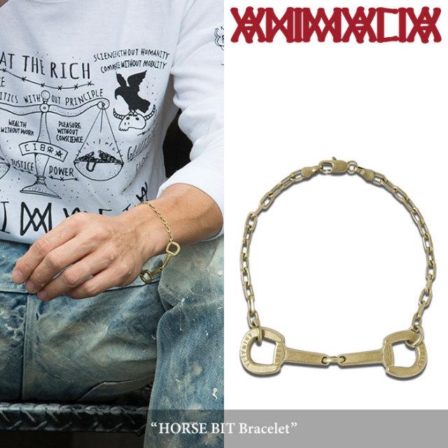 ANIMALIA(アニマリア) HORSE BIT Bracelet 【先行予約】 【キャンセル不可】 【THE CHERRY COKE$】 【チェリコ】 【ANIMAL-AC8