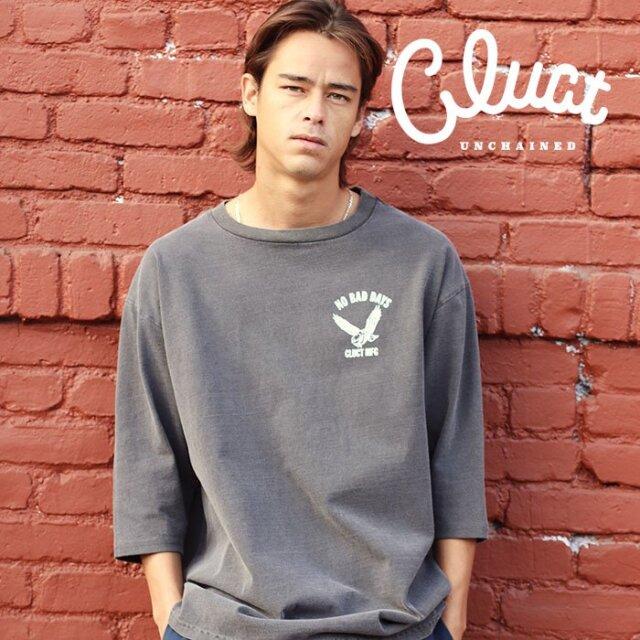 CLUCT(クラクト) THE DAY [3/4 TEE] 【Tシャツ】【#04217】【2021SPRING先行予約】【キャンセル不可】
