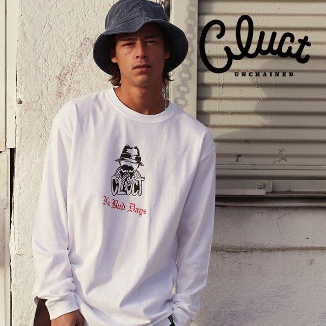 CLUCT(クラクト) H.L [L/S TEE] 【ロングスリーブTシャツ】【#04230】【2021SPRING】【お取り寄せ商品 キャンセル不可】