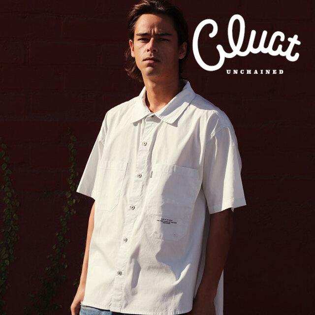 CLUCT(クラクト) CW [S/S SHIRT] 【シャツ 半袖】【#04241】【2021SPRING先行予約】【キャンセル不可】