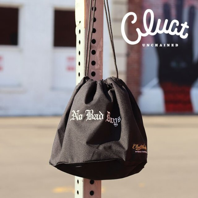 CLUCT(クラクト) SURGE [BAG] 【バッグ】【#04251】【2021SUMMER/AUTUMN先行予約】【キャンセル不可】