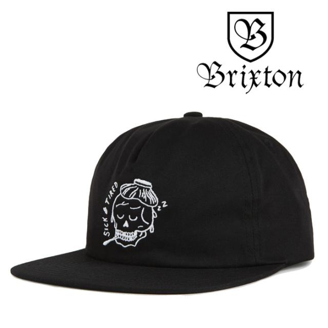 BRIXTON(ブリクストン) TIRED MP SNAPBACK 【2018AUTUMN/WINTER新作】【即発送可能】