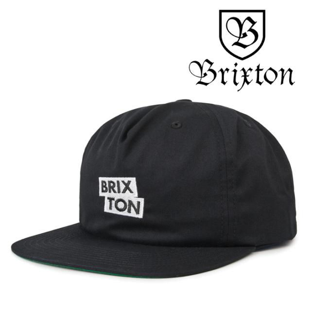 BRIXTON(ブリクストン) TEAM MP SNAPBACK 【2018AUTUMN/WINTER新作】【即発送可能】