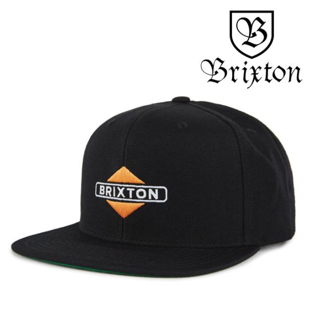 BRIXTON(ブリクストン) BRINK MP SNAPBACK 【2018AUTUMN/WINTER新作】【即発送可能】