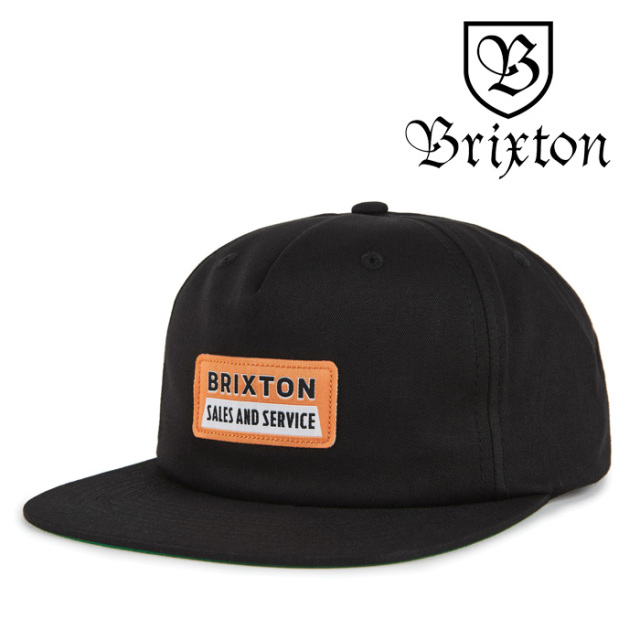 BRIXTON(ブリクストン) PORTAGE MP SNAPBACK 【2018AUTUMN/WINTER新作】【即発送可能】