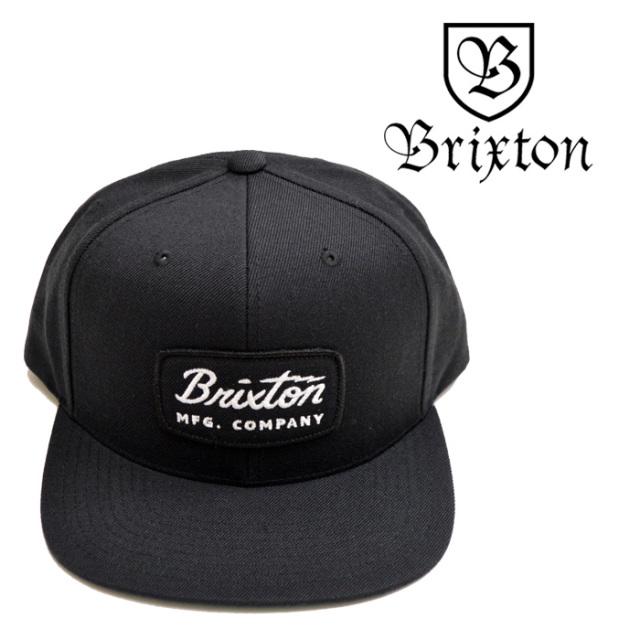 BRIXTON(ブリクストン) JOLT SNAPBACK CAP 【2018AUTUMN/WINTER新作】【即発送可能】
