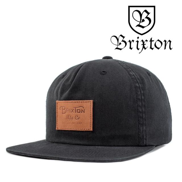 BRIXTON(ブリクストン) GRADE II  UC SNAPBACK 【2018AUTUMN/WINTER新作】【即発送可能】