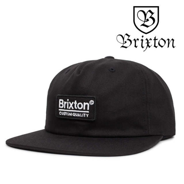 BRIXTON(ブリクストン) PALMER MP SNAPBACK 【2018AUTUMN/WINTER新作】【即発送可能】