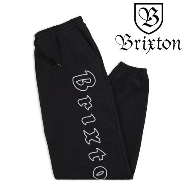 BRIXTON(ブリクストン) PROXY SWEATPANT 【2018AUTUMN新作】【即発送可能】