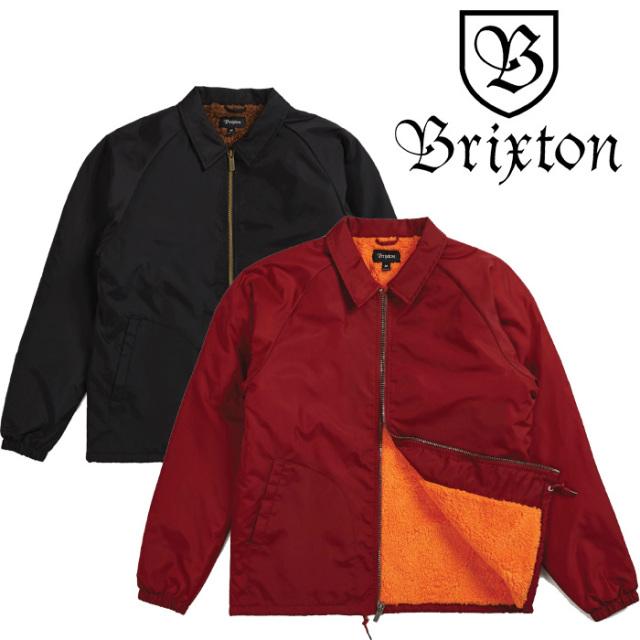 BRIXTON(ブリクストン) CLAXTON COLLAR SHERPA JKT 【2018AUTUMN新作】【即発送可能】