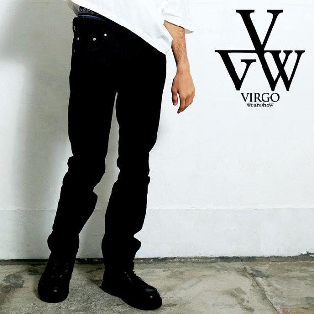 VIRGO ヴァルゴ バルゴ VGW ASTREA STD 【女神織DENIMES×VIRGOwearworks】 【デニムパンツ】【VG-CB-96】【2020SPRING&SUMMER先行