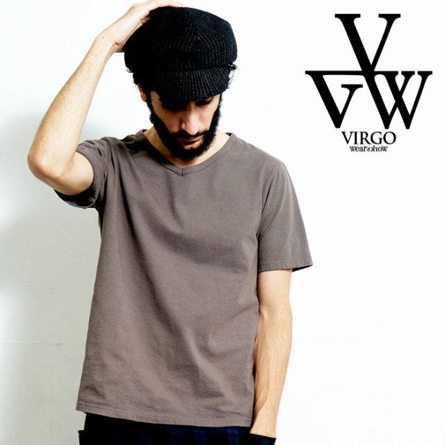 VIRGO ヴァルゴ バルゴ PERFECTION NEO US{V-NECK} 【Tシャツ】【VG-CUT-402】【2020SPRING&SUMMER先行予約】【キャンセル不可】