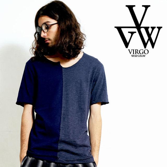 VIRGO ヴァルゴ バルゴ PARALLEL WAY 【Tシャツ】【VG-CUT-404】【2020SPRING&SUMMER先行予約】【キャンセル不可】