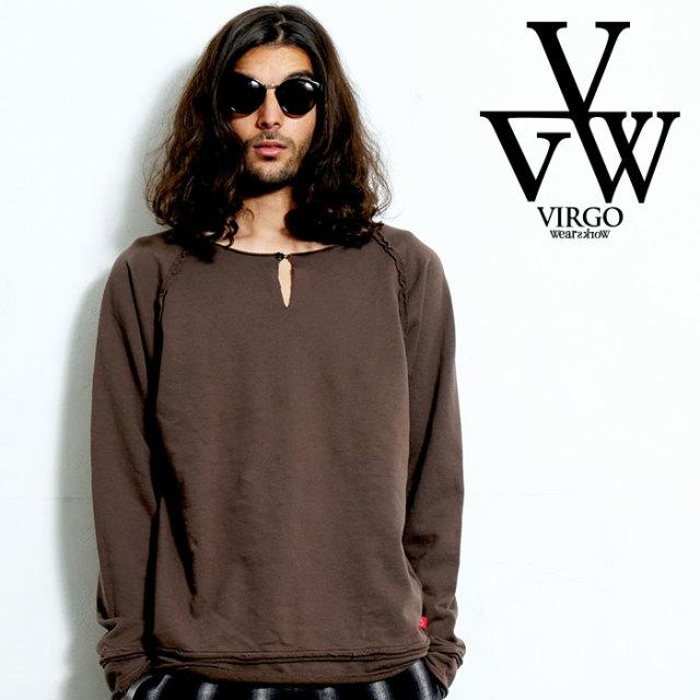 VIRGO ヴァルゴ バルゴ PREFERENCE ARMS 【カットソー】【VG-CUT-406】【2020SPRING&SUMMER先行予約】【キャンセル不可】