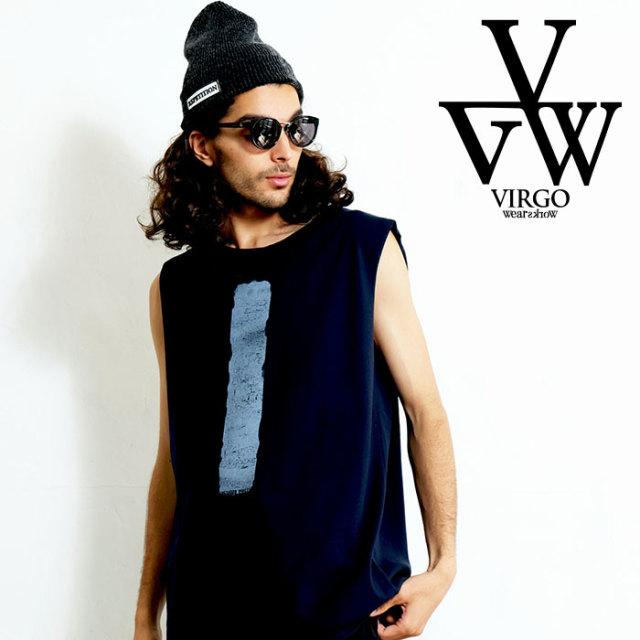 VIRGO ヴァルゴ バルゴ FASTEST CUT OFF 【ノースリーブ】【VG-CUT-407】【2020SPRING&SUMMER先行予約】【キャンセル不可】