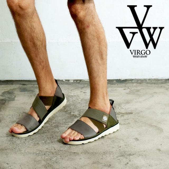 VIRGO ヴァルゴ バルゴ VIRTALY  2WAY SANDAL 【サンダル】【VG-GD-617】【2020SPRING&SUMMER先行予約】【キャンセル不可】