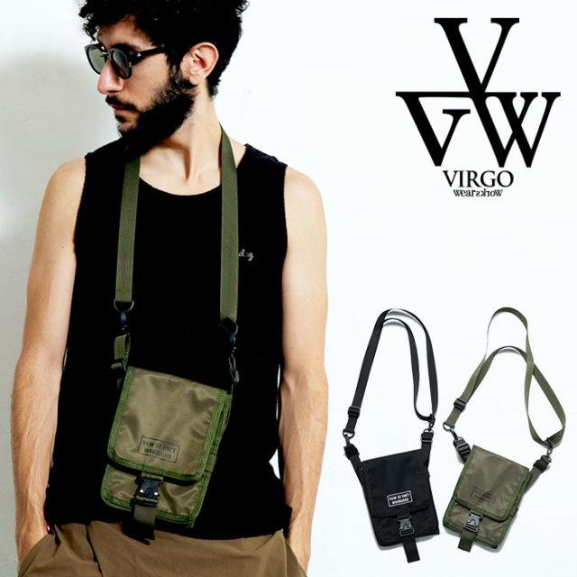 VIRGO ヴァルゴ バルゴ VIRTALY MINI BAG 【ミニバッグ】【VG-GD-619】【2020SPRING&SUMMER先行予約】【キャンセル不可】