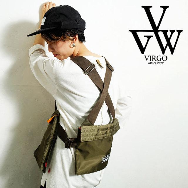 VIRGO ヴァルゴ バルゴ VIRTALY CHEST RIG 【チェストリグ】【VG-GD-620】【2020SPRING&SUMMER先行予約】【キャンセル不可】
