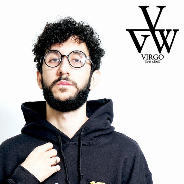 VIRGO ヴァルゴ バルゴ JEAN 【メガネ】【VG-GD-623】【2020SPRING&SUMMER新作】