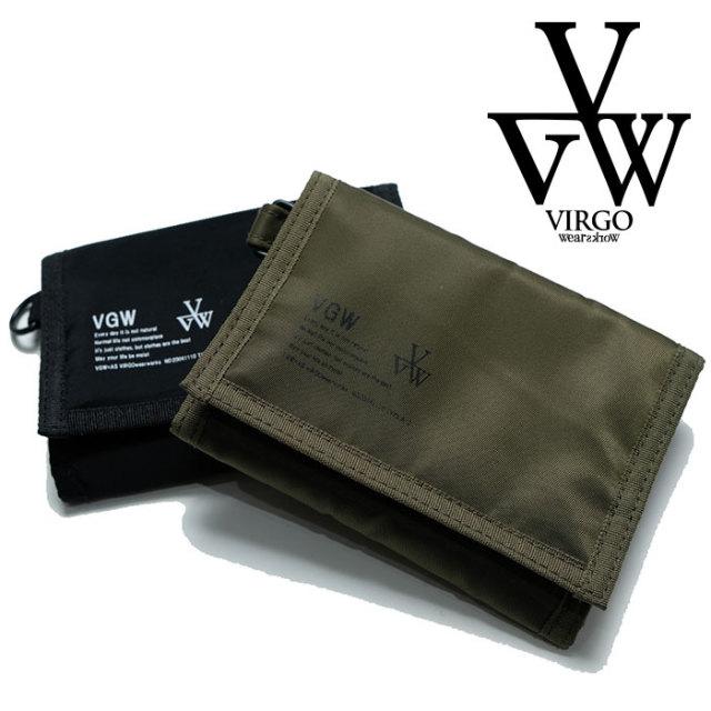 VIRGO ヴァルゴ バルゴ VIRTALY MINI WALLET 【ミニウォレット】【VG-GD-627】【2020SPRING&SUMMER先行予約】【キャンセル不可】