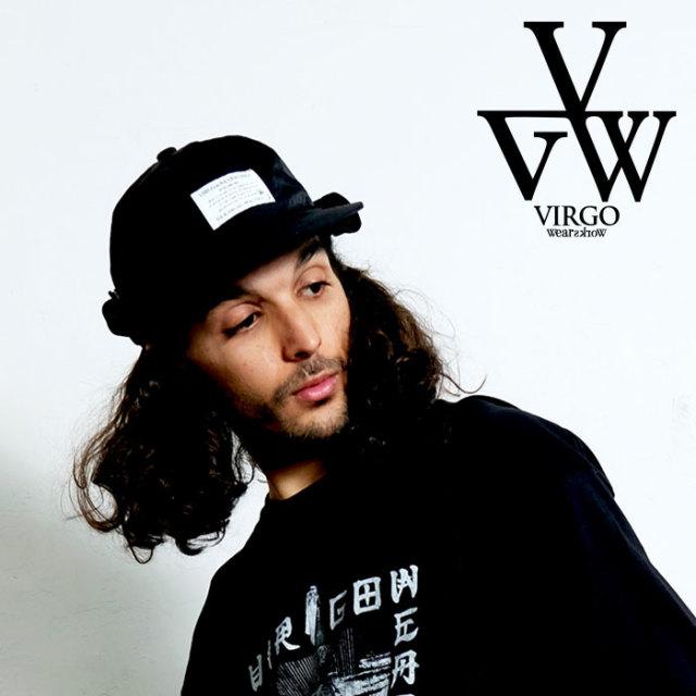 VIRGO ヴァルゴ バルゴ SUNSHADE CAP 【キャップ】【VG-GD-630】【2020SPRING&SUMMER先行予約】【キャンセル不可】