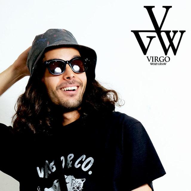 VIRGO ヴァルゴ バルゴ VIRGER ISLAND HAT 【ハット】【VG-GD-631】【2020SPRING&SUMMER先行予約】【キャンセル不可】