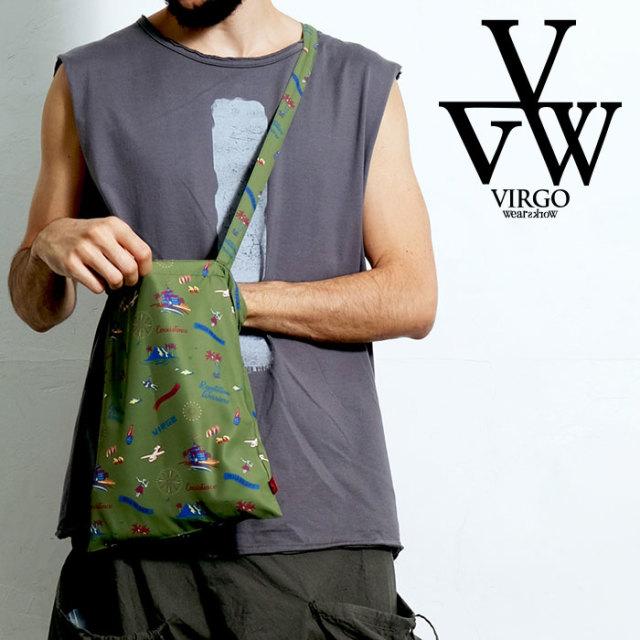 VIRGO ヴァルゴ バルゴ VIRGER ISLAND BAG 【サコシュ】【VG-GD-632】【2020SPRING&SUMMER先行予約】【キャンセル不可】