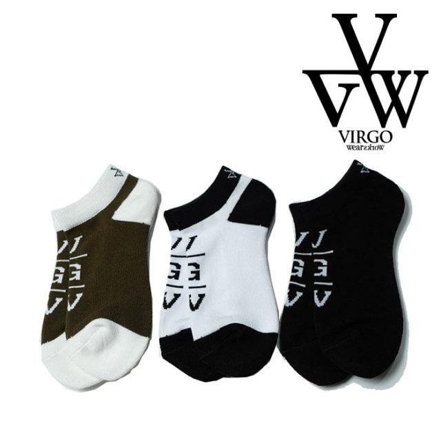 VIRGO ヴァルゴ バルゴ VGW ANKLE SOCKS 【アンクルソックス】【VG-GD-633】【2020SPRING&SUMMER先行予約】【キャンセル不可】
