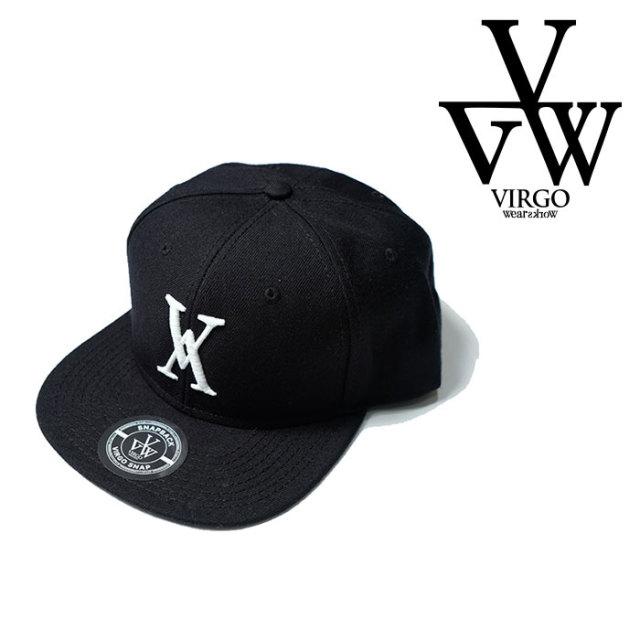 VIRGO ヴァルゴ バルゴ VG LOGO CAP 【ロゴキャップ 帽子】【VG-GD-634】【2020SPRING&SUMMER新作】【VIRGOwearworks】【ヴァルゴ