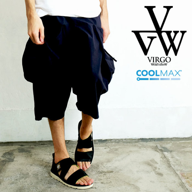 VIRGO ヴァルゴ バルゴ CREST EVOLUTION 【ショートパンツ】【VG-PT-322】【2020SPRING&SUMMER先行予約】【キャンセル不可】