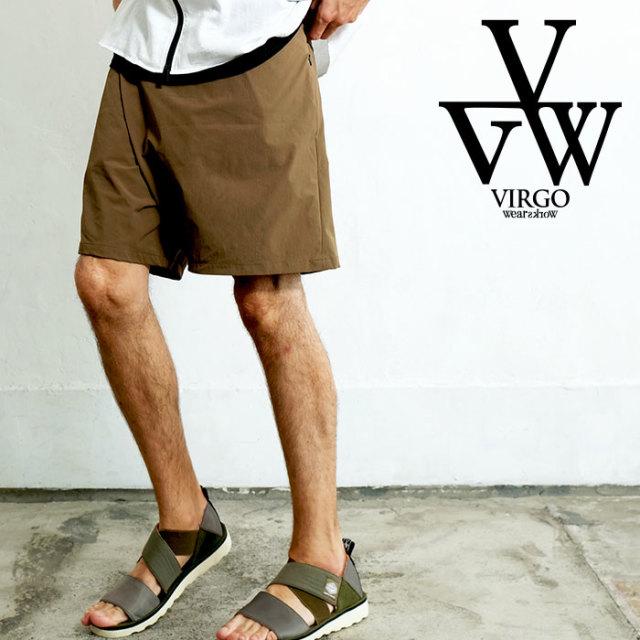 VIRGO ヴァルゴ バルゴ T-M ELEPHANT SHORTS 【ショートパンツ】【VG-PT-323】【2020SPRING&SUMMER先行予約】【キャンセル不可】