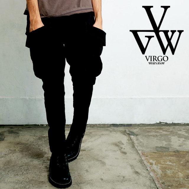VIRGO ヴァルゴ バルゴ SS SPECIAL ARK CARGO [CLASSIC LINE] 【カーゴパンツ ブラック カーキ】【VG-PT-325】【2020SPRING&SUMMER