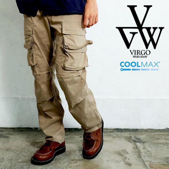 VIRGO ヴァルゴ バルゴ W-WING NEO  [CLASSIC LINE] 【パンツ】【VG-PT-326】【2020SPRING&SUMMER先行予約】【キャンセル不可】