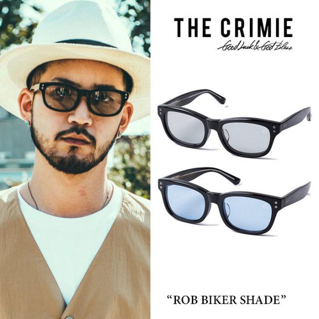 CRIMIE(クライミー) ROB BIKER SHADE 【2018 A/W先行予約】 【送料無料】【キャンセル】 【CRIMIE サングラス】【C1H5-CXAC-RB0