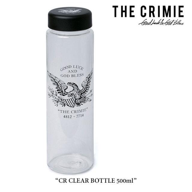 CRIMIE(クライミー) CR CLEAR BOTTLE 500ml 【2017SUMMER先行予約】 【キャンセル不可】 【CRIMIE 食器】【C1G3-AC13】