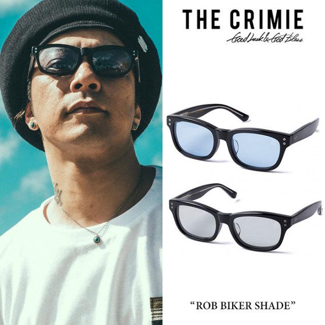 CRIMIE(クライミー) ROB BIKER SHADE 【2017AUTUMN/WINTER先行予約】 【送料無料】【キャンセル不可】 【CRIMIEサングラス】【C1