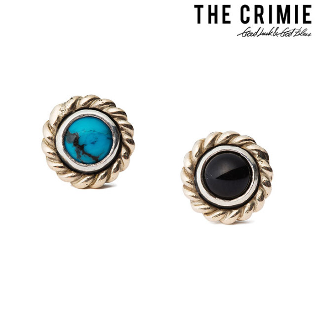 CRIMIE(クライミー) G&G 10K PIERCE 【送料無料】【キャンセル不可】 【C1H1-CXAG-GP02】【C1H1-CXAG-GP04】【CRIMIE ピアス】