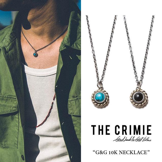 CRIMIE(クライミー) G & G 10K ONYX N/C 【2018 SUMMER先行予約】 【送料無料】【キャンセル不可】 【C1H3-CXAG-GN02】 【CRIMI