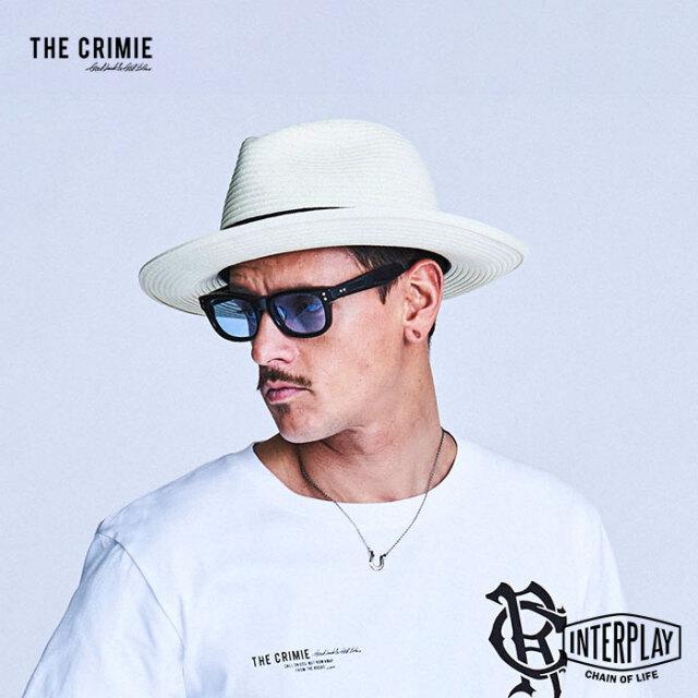 CRIMIE クライミー SUMMER HAT CR1-02A1-HW07  ハット ストローハット 帽子 カジュアル アメカジ ストリート ファッション ブランド
