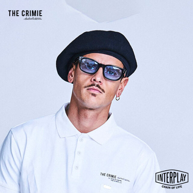CRIMIE クライミー BERET CAP CR1-02A1-HW08  ベレー ベレー帽 オールシーズン 帽子 カジュアル アメカジ ストリート ファッション