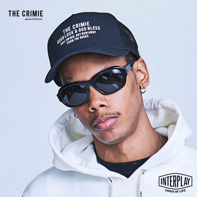 CRIMIE クライミー THE LOGO MESH CAP CR1-02A1-HW09  キャップ 帽子 メッシュキャップ ロゴ カジュアル ファッション ブランド アメ