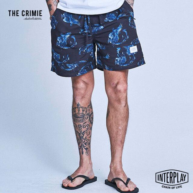 【予約商品】CRIMIE クライミー TOWN & SWIM PHOENIX SHORTS CR1-02A1-PS06  ショーツ パンツ 水陸両用 カジュアル アメカジ ストリ