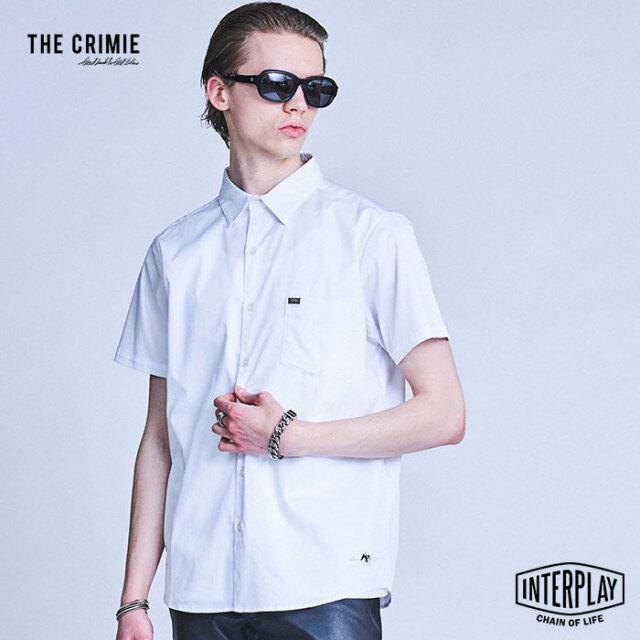 【予約商品】CRIMIE クライミー DRESS STRETCH SHORT SLEEVE SHIRT CR1-02A1-SS03  トップス シャツ ストレッチ ファッション 高級